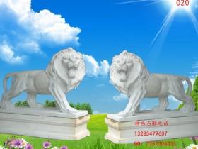山东石狮子图片大全