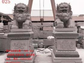 北京石狮子摆放注意事项